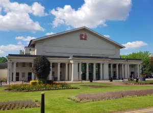 Oliveti Construction renovates De Montfort Hall